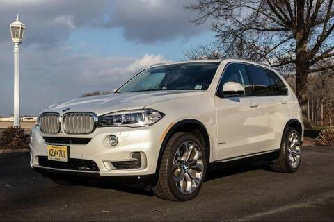2016 BMW X5 for sale at NJ Enterprises in Indianapolis IN