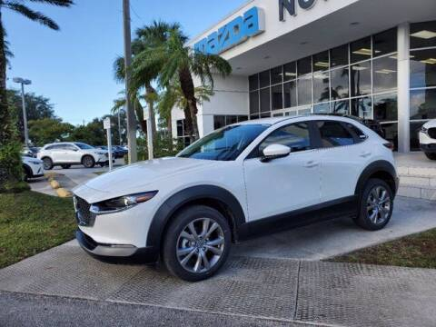 2021 Mazda CX-30 for sale at Mazda of North Miami in Miami FL