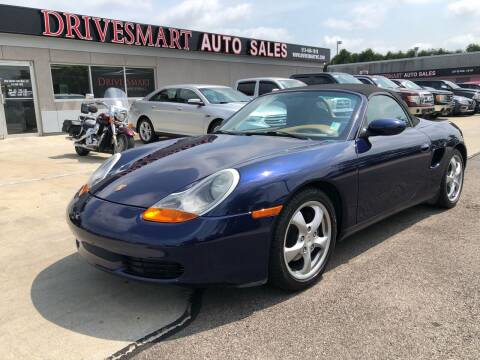 2001 Porsche Boxster for sale at DriveSmart Auto Sales in West Chester OH