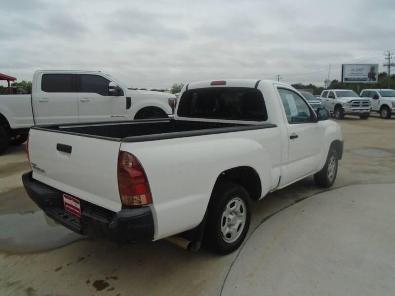 2013 Toyota Tacoma 4x2 2dr Regular Cab 6.1 ft SB 4A - Houston TX