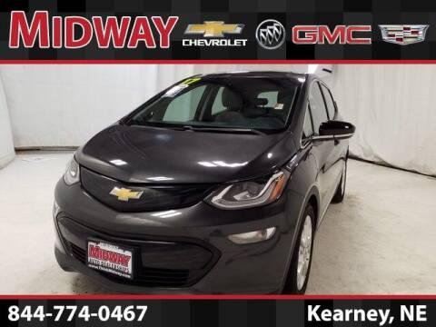 2017 Chevrolet Bolt EV for sale at Midway Auto Outlet in Kearney NE