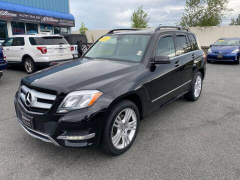 2015 Mercedes-Benz GLK for sale at Platinum Auto in Abington MA