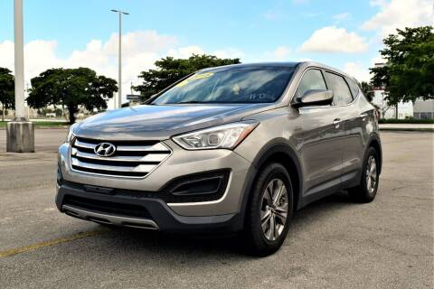 2015 Hyundai Santa Fe Sport for sale at Ven-Usa Autosales Inc in Miami FL