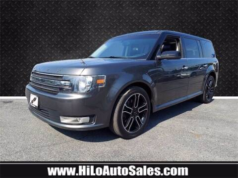 2015 Ford Flex for sale at Hi-Lo Auto Sales in Frederick MD