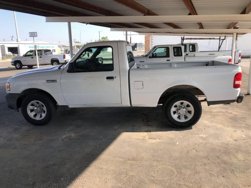 2010 Ford Ranger for sale at Kann Enterprises Inc. in Lovington NM
