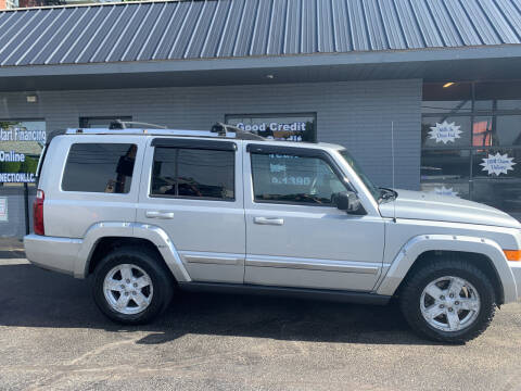 2008 Jeep Commander for sale at Auto Credit Connection LLC in Uniontown PA