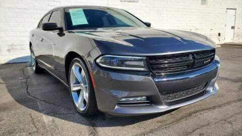 2018 Dodge Charger for sale at ADVANTAGE AUTO SALES INC in Bell CA