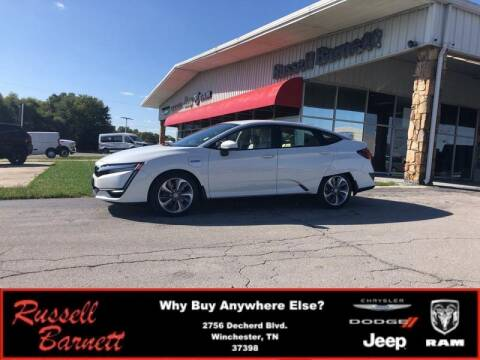 2018 Honda Clarity Plug-In Hybrid for sale at Russell Barnett Chrysler Dodge Jeep Ram in Winchester TN