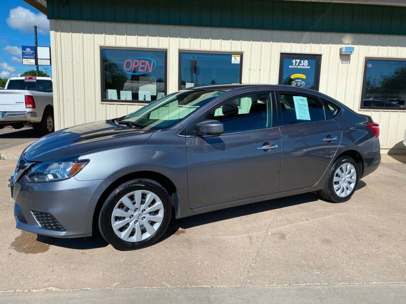2019 Nissan Sentra for sale at Murphy Motors Next To New Minot in Minot ND