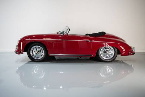 1958 Porsche 356 Speedster for sale at ZWECK in Miami FL