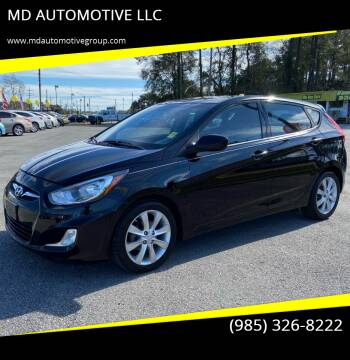 2012 Hyundai Accent for sale at MD AUTOMOTIVE LLC in Slidell LA