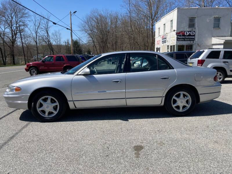 2004 Buick Regal for sale at DND AUTO GROUP in Belvidere NJ