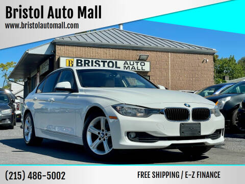 2014 BMW 3 Series for sale at Bristol Auto Mall in Levittown PA
