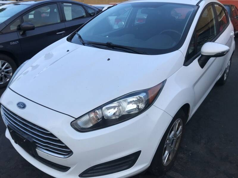 2014 Ford Fiesta for sale at CARZ in San Diego CA