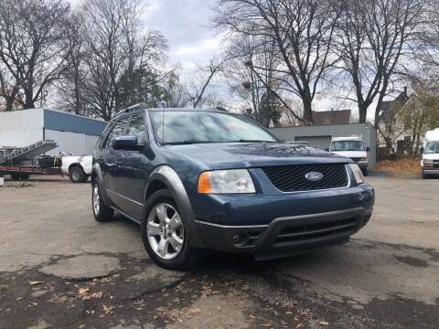 2005 Ford Freestyle for sale at Affordable Cars in Kingston NY