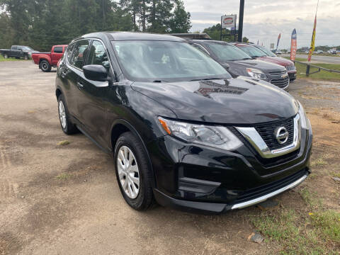 2017 Nissan Rogue for sale at Auto Credit Xpress in Benton AR
