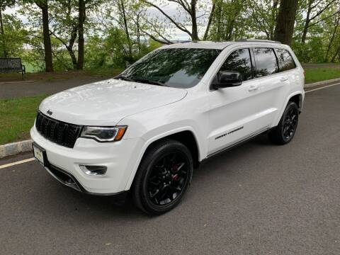 2018 Jeep Grand Cherokee for sale at Crazy Cars Auto Sale in Jersey City NJ