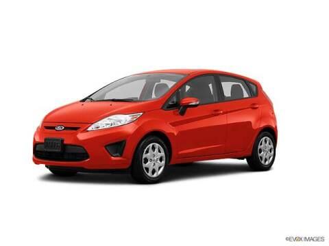 2013 Ford Fiesta for sale at SULLIVAN MOTOR COMPANY INC. in Mesa AZ