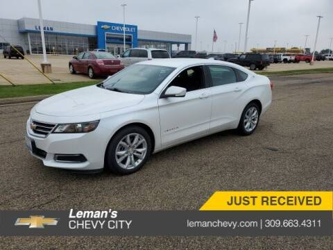 2016 Chevrolet Impala for sale at Leman's Chevy City in Bloomington IL