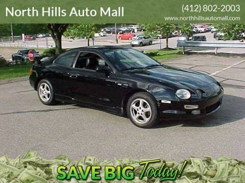 1997 Toyota Celica for sale at North Hills Auto Mall in Pittsburgh PA