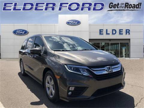 2018 Honda Odyssey for sale at Mr Intellectual Cars in Troy MI