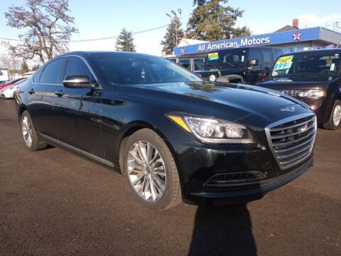 2015 Hyundai Genesis for sale at All American Motors in Tacoma WA