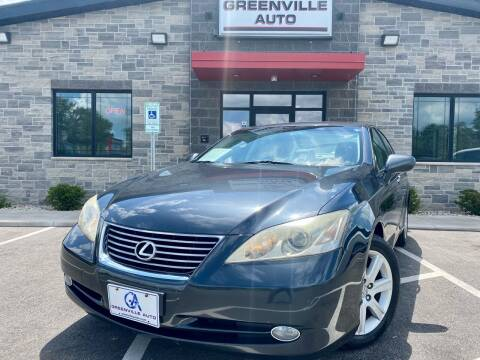 2008 Lexus ES 350 for sale at GREENVILLE AUTO in Greenville WI