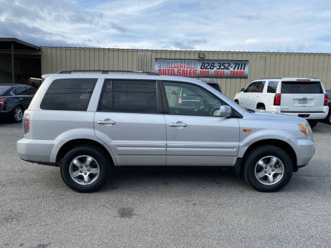 2008 Honda Pilot for sale at Stikeleather Auto Sales in Taylorsville NC