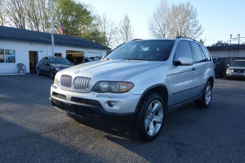 2006 BMW X5 for sale at Leavitt Auto Sales and Used Car City in Everett WA