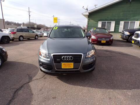 2012 Audi Q5 for sale at Brothers Used Cars Inc in Sioux City IA
