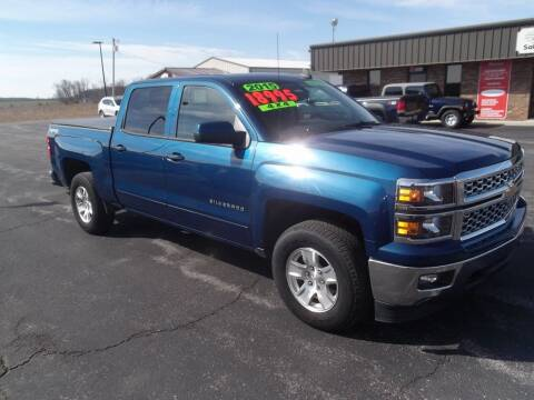 2015 Chevrolet Silverado 1500 for sale at Dietsch Sales & Svc Inc in Edgerton OH