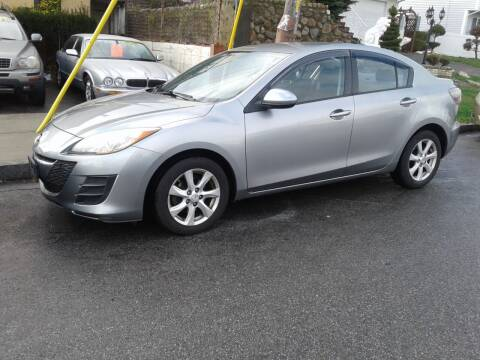 2010 Mazda MAZDA3 for sale at Nelsons Auto Specialists in New Bedford MA