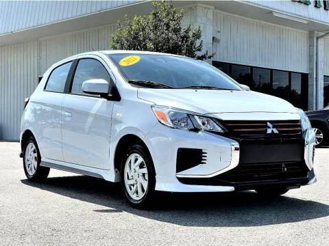 2021 Mitsubishi Mirage for sale at Ole Ben Franklin Mitsbishi in Oak Ridge TN