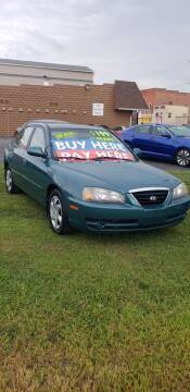 2006 Hyundai Elantra for sale at Xtreme Motors Plus Inc in Ashley OH