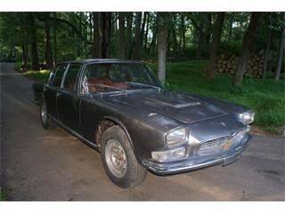 1965 Maserati Quattroporte for sale at Haggle Me Classics in Hobart IN
