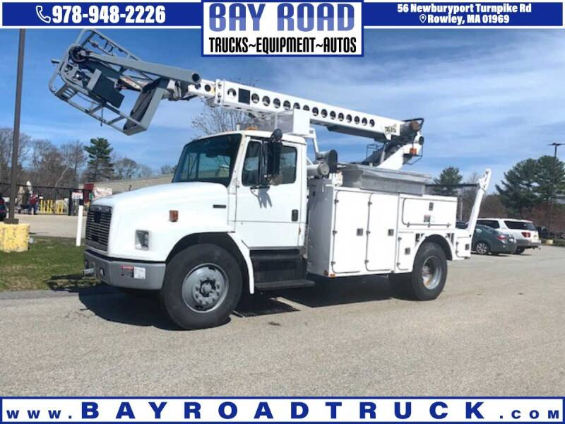 2001 Freightliner FL70 for sale at Bay Road Trucks in Newbury MA