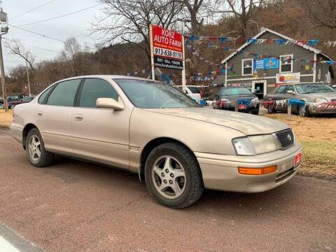 1997 Toyota Avalon for sale at Korz Auto Farm in Kansas City KS
