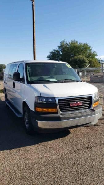 2020 GMC Savana Cargo for sale at MOUNTAIN WEST MOTORS LLC in Albuquerque NM