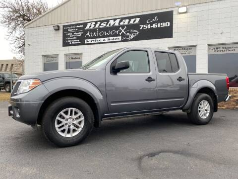 2019 Nissan Frontier for sale at BISMAN AUTOWORX INC in Bismarck ND