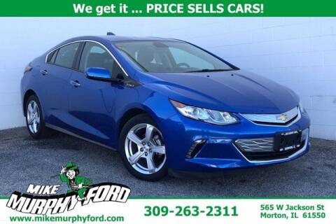 2017 Chevrolet Volt for sale at Mike Murphy Ford in Morton IL