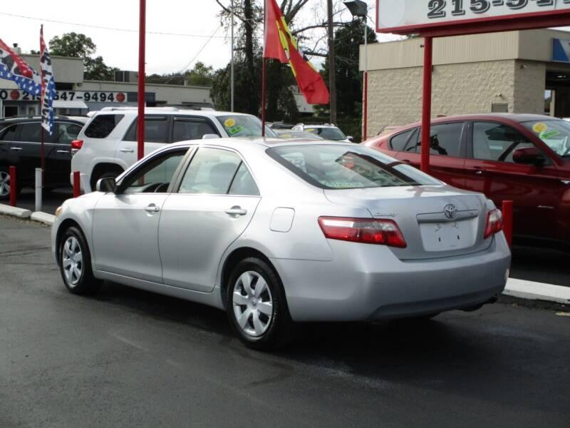2007 Toyota Camry LE 4dr Sedan (2.4L I4 5A) - Levittown PA
