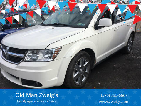 2010 Dodge Journey for sale at Old Man Zweig's in Plymouth Township PA