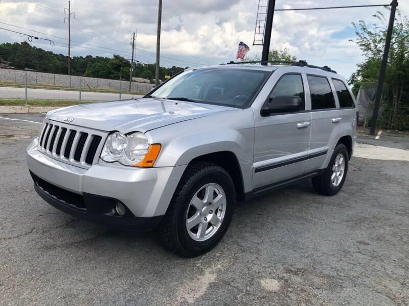 2009 Jeep Grand Cherokee for sale at Atlas Auto Sales in Smyrna GA