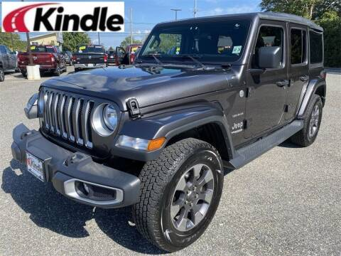 2019 Jeep Wrangler Unlimited for sale at Kindle Auto Plaza in Cape May Court House NJ