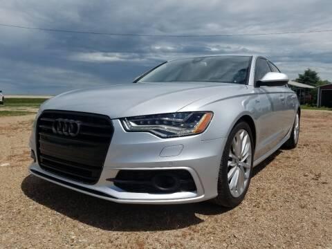 2012 Audi A6 for sale at Allen Auto & Tire in Britt IA