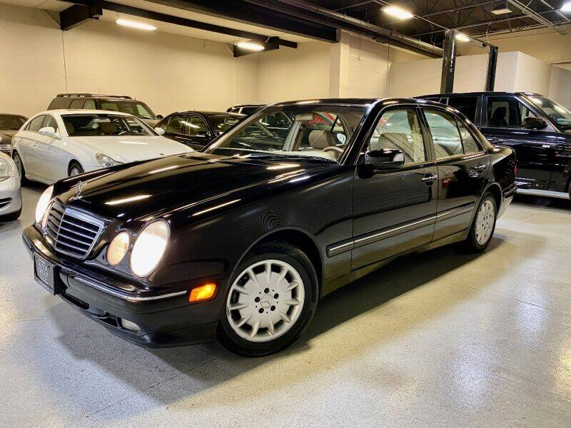 2001 Mercedes-Benz E-Class for sale at Motorgroup LLC in Scottsdale AZ