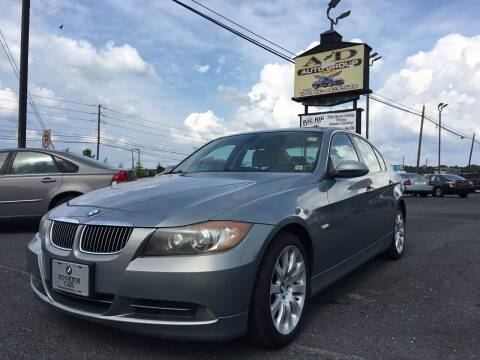 2006 BMW 3 Series for sale at A & D Auto Group LLC in Carlisle PA