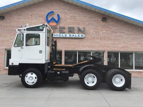 2012 Capacity T/A Spotter for sale at Western Specialty Vehicle Sales in Braidwood IL