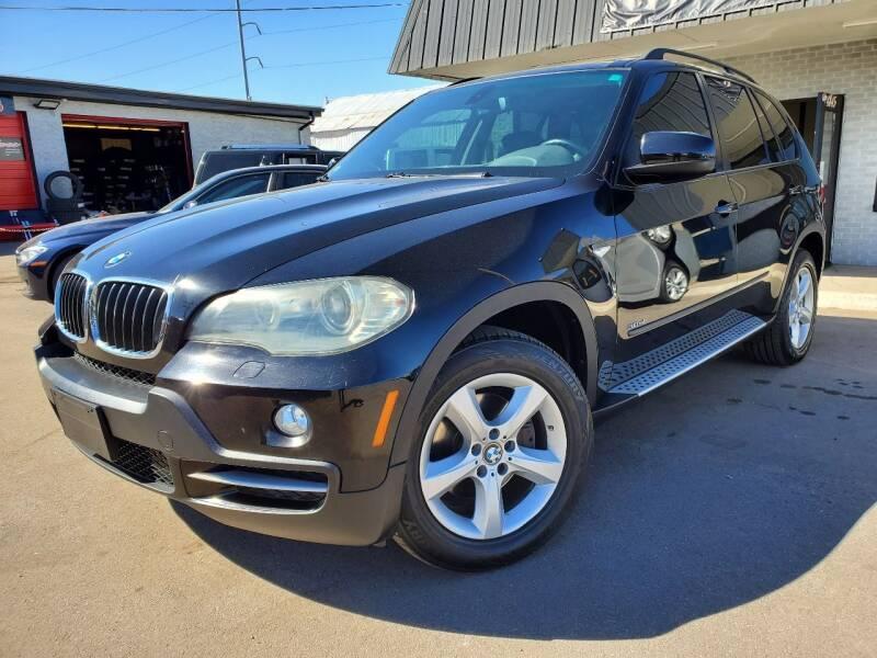 2008 BMW X5 for sale at LA Motors LLC in Denver CO