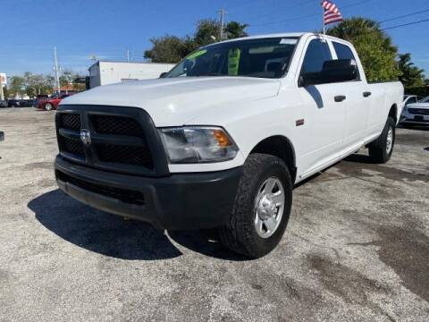 2015 RAM Ram Pickup 2500 for sale at Mike Auto Sales in West Palm Beach FL